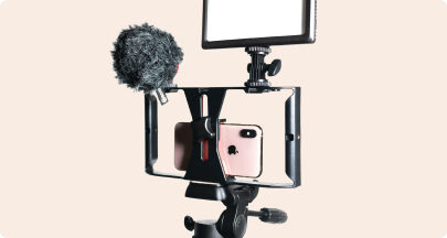 Video Production Pricing - Get the Film Kit as an add on