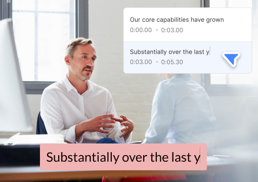 Optimise for impact with our video editing software