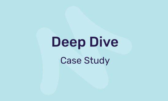 case study deep dive video template
